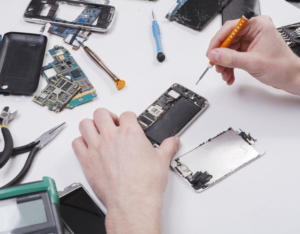 piece reparation téléphone ou smartphone